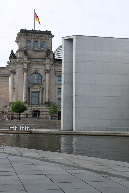 Berlin, Germany, 13 June 2018. The Bundestag with new offices. Foto Berlino.