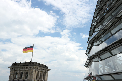 Berlin, Germany, 13 June 2018. The new dome of the Bundestag wit - MyVideoimage.com