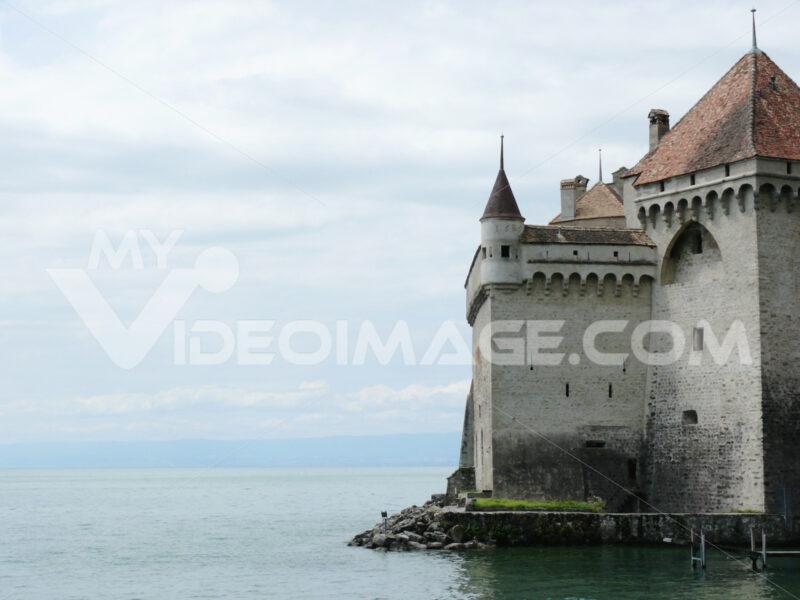 Chillon Castle. - MyVideoimage.com