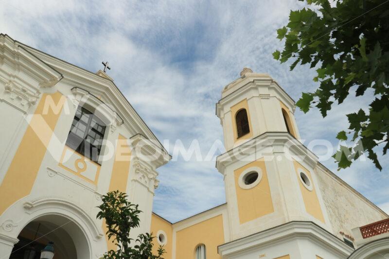 Convent of the Friars Minor S. Antonio in Ischia Ponte. Foto Ischia photos.