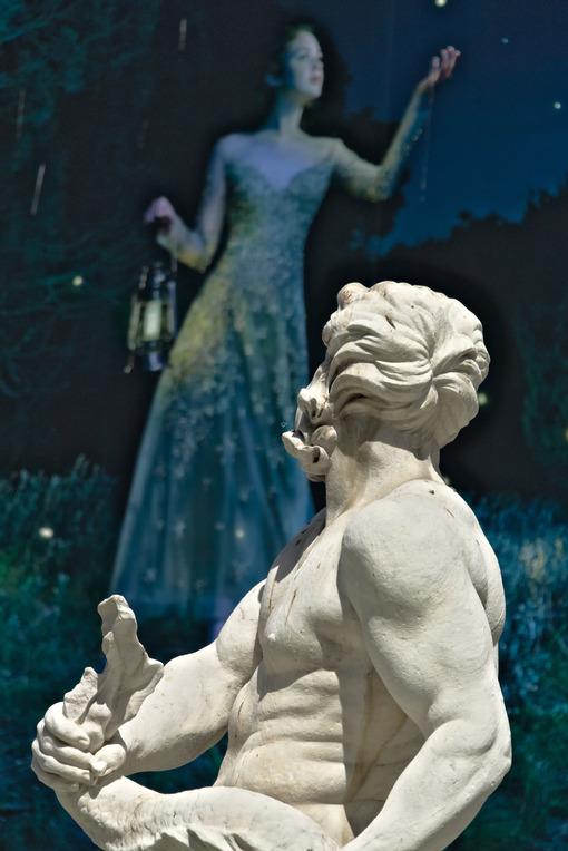 Fontana del Moro in Piazza Navona in Rome. - MyVideoimage.com