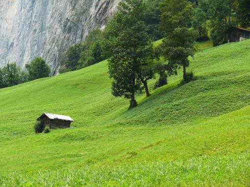 Grindelwald.Switzerland. Alpine landscape. Foto Svizzera. Switzerland photo