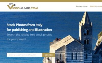 Italian images. A new bank for royalty-free videos and photos.