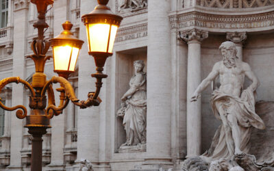Images of Rome, 150 years as a capital.