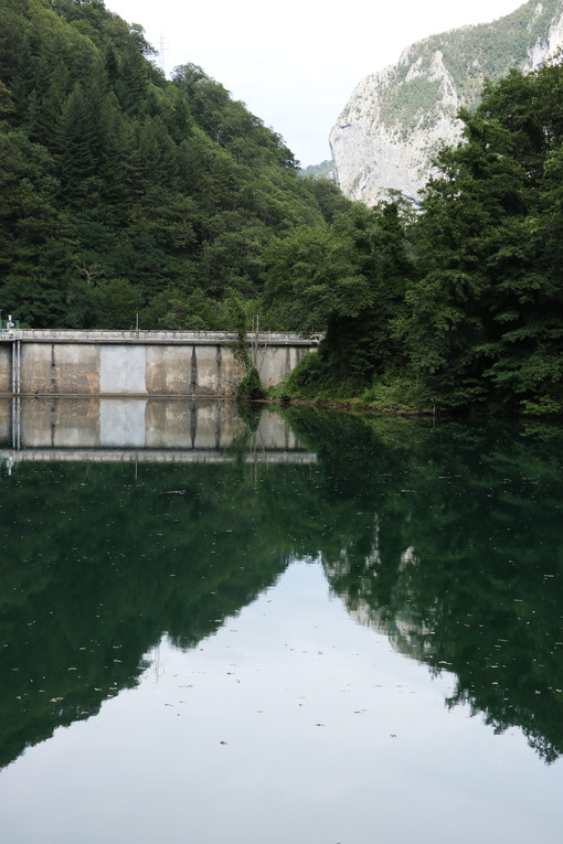 Isola Santa, Garfagnana, Apuan Alps, Lucca, Tuscany. Italy.  07/ - MyVideoimage.com | Foto stock & Video footage