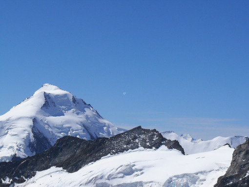 Jungfrau, Switzerland. The top of the mountain. Foto Svizzera. Switzerland photo