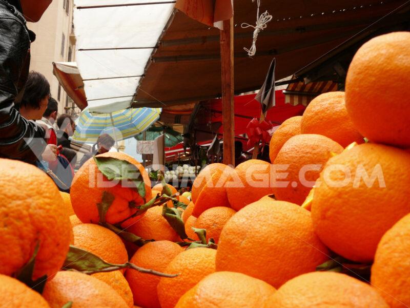 Palermo, Sicily, Italy.  Vucciria market. - MyVideoimage.com