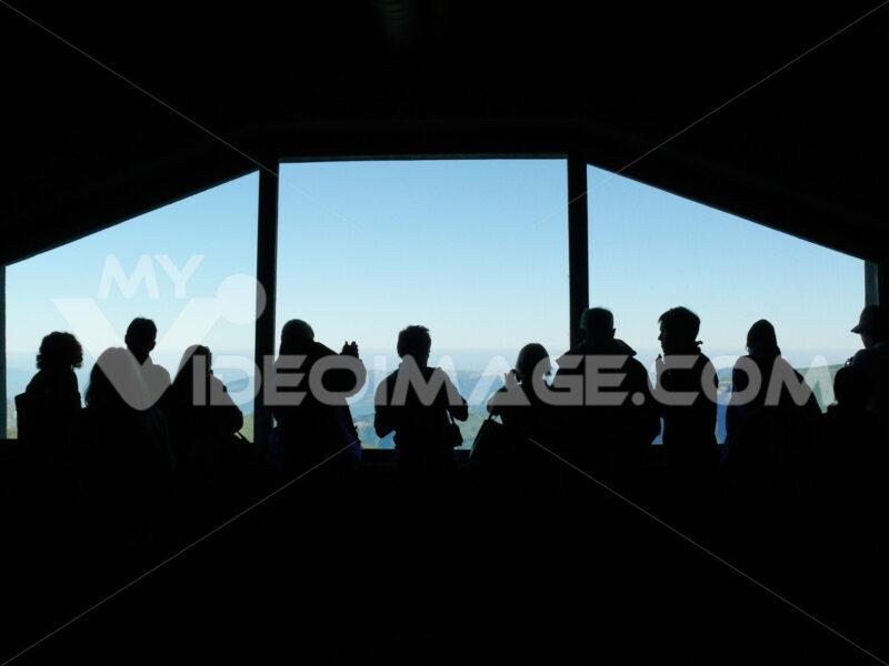 Panoramic mountain window - MyVideoimage.com