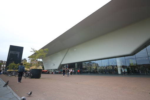 Stedelijk Museum in Amsterdam, design and contemporary and inter - MyVideoimage.com