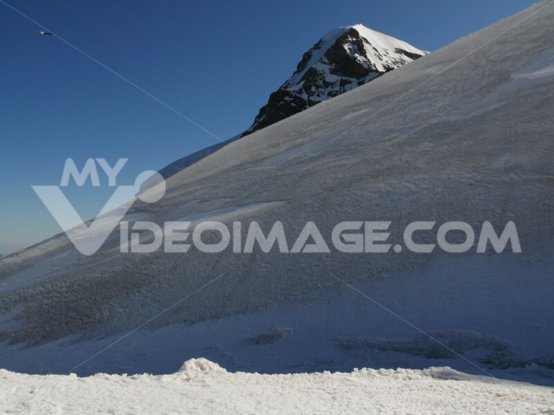 The top of the mountain - MyVideoimage.com