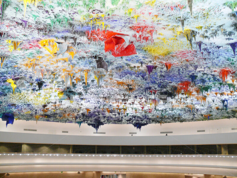 United Nations Council Hall - MyVideoimage.com