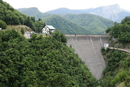 Vagli, Garfagnana, Apuan Alps, Lucca, Tuscany. Italy.  07/09/201 - MyVideoimage.com | Foto stock & Video footage
