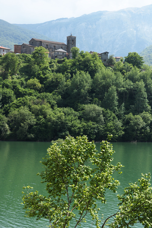 Vagli di Sotto, Garfagnana, Lucca, Tuscany. Italy. - MyVideoimage.com | Foto stock & Video footage