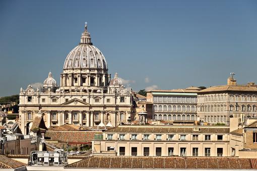 Vatican City and St. Peter's Basilica. - LEphotoart.com