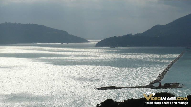 Webcam Liguria. Mare della Liguria