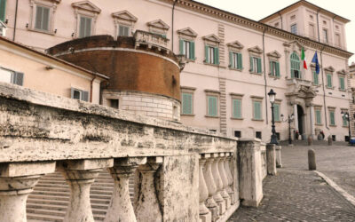 Rome: palaces of the crisis.